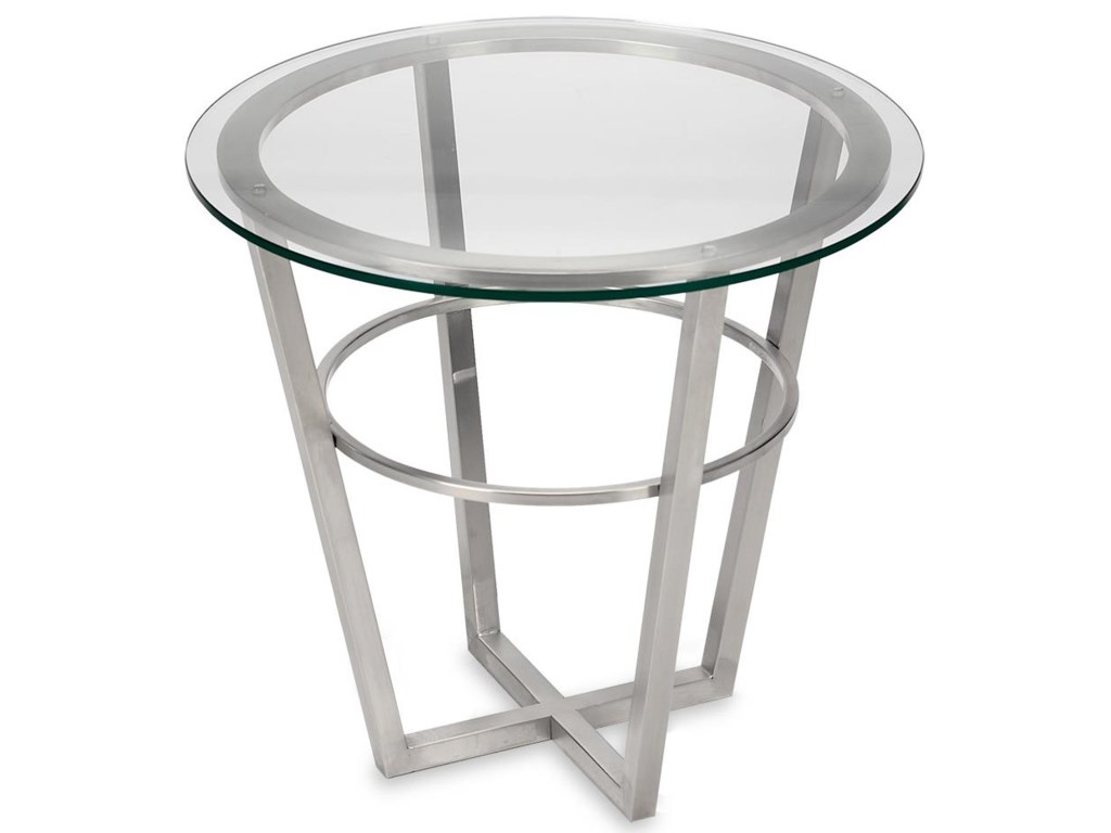 Artage International AthensRound Lamp Table