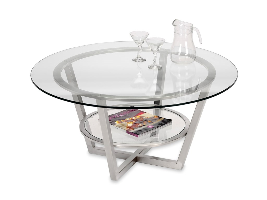 Artage International AthensRound Cocktail Table