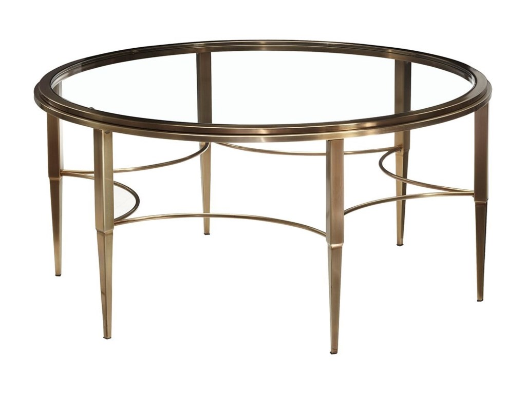 Artage International SovereignRound Cocktail Table