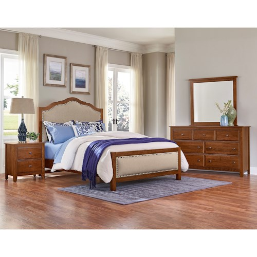 Artisan & Post Artisan Choices King Bedroom Group