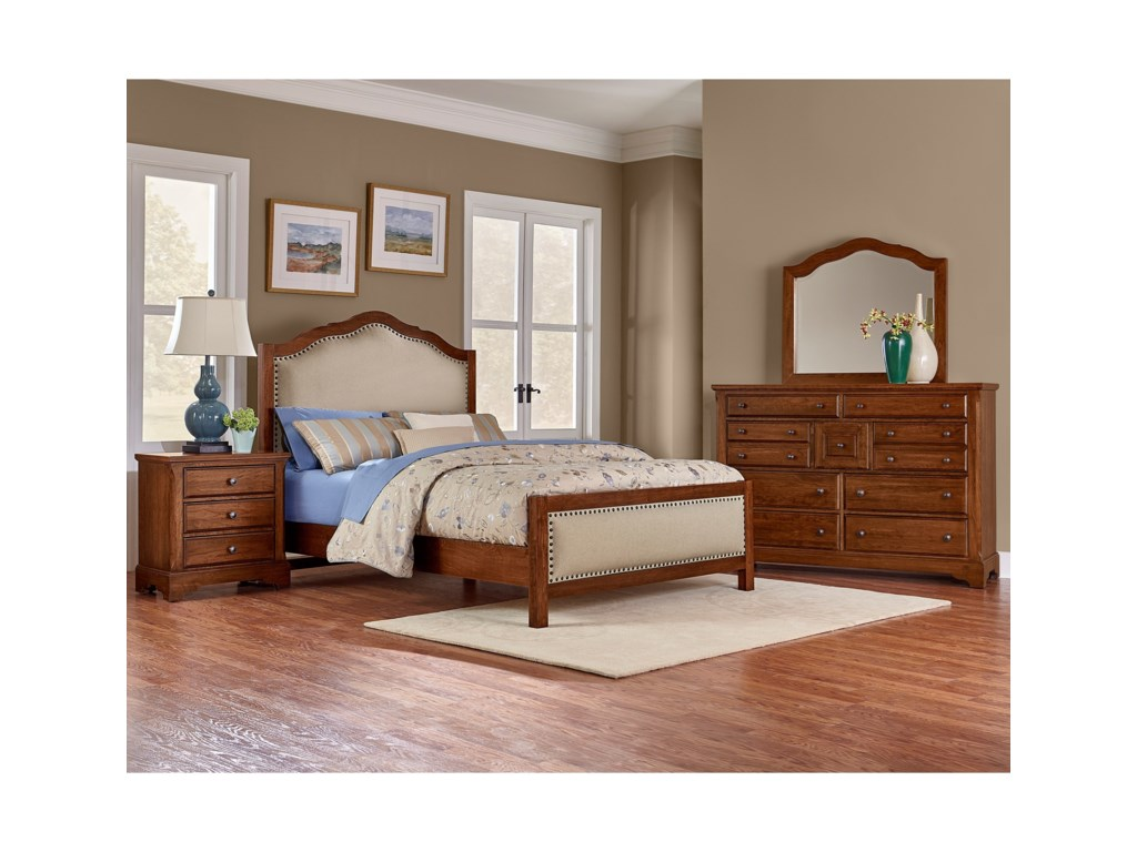 Artisan & Post Artisan ChoicesKing Bedroom Group