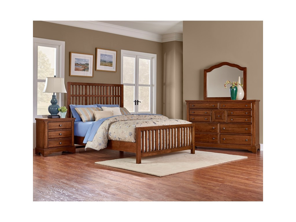 Artisan & Post Artisan ChoicesQueen Bedroom Group