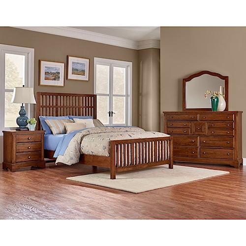 Artisan & Post Artisan Choices King Bedroom Group