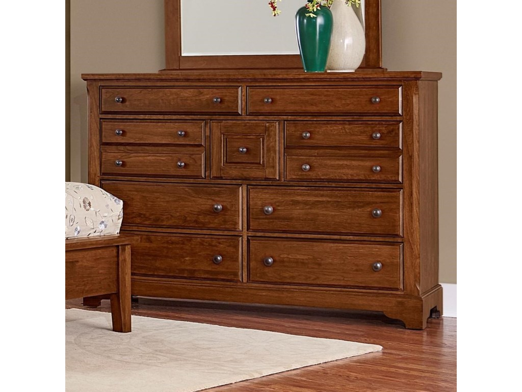 Artisan & Post Artisan ChoicesVilla Triple Dresser - 9 Drawers