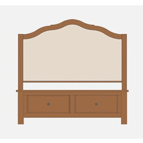 Artisan & Post Artisan Choices Queen Upholstered Storage Bed