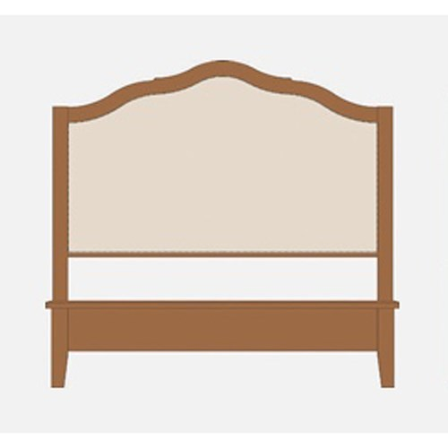 Artisan & Post Artisan Choices Queen Upholstered Headboard w/ Low Footboard