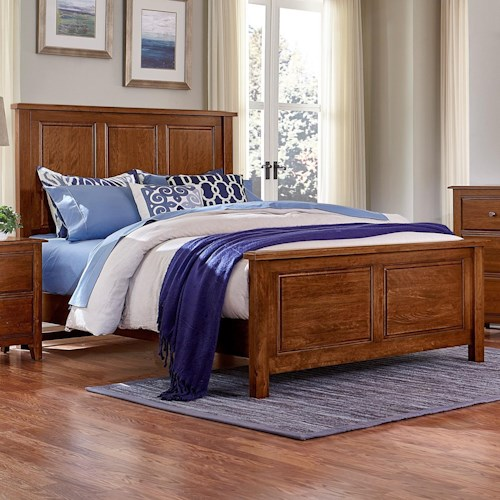 Artisan & Post Artisan Choices Full Panel Bed