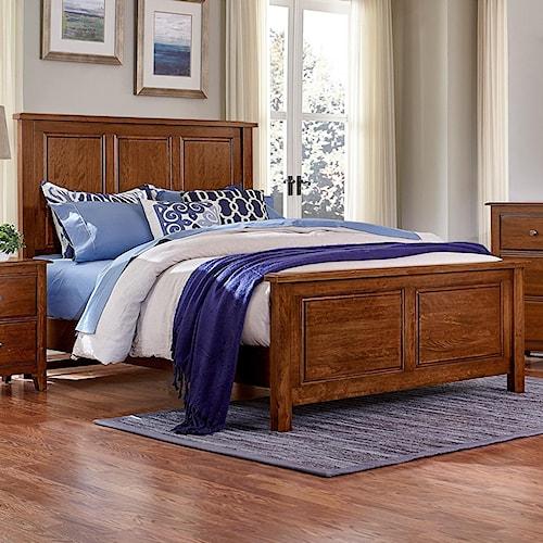 Artisan & Post Artisan Choices Queen Panel Bed