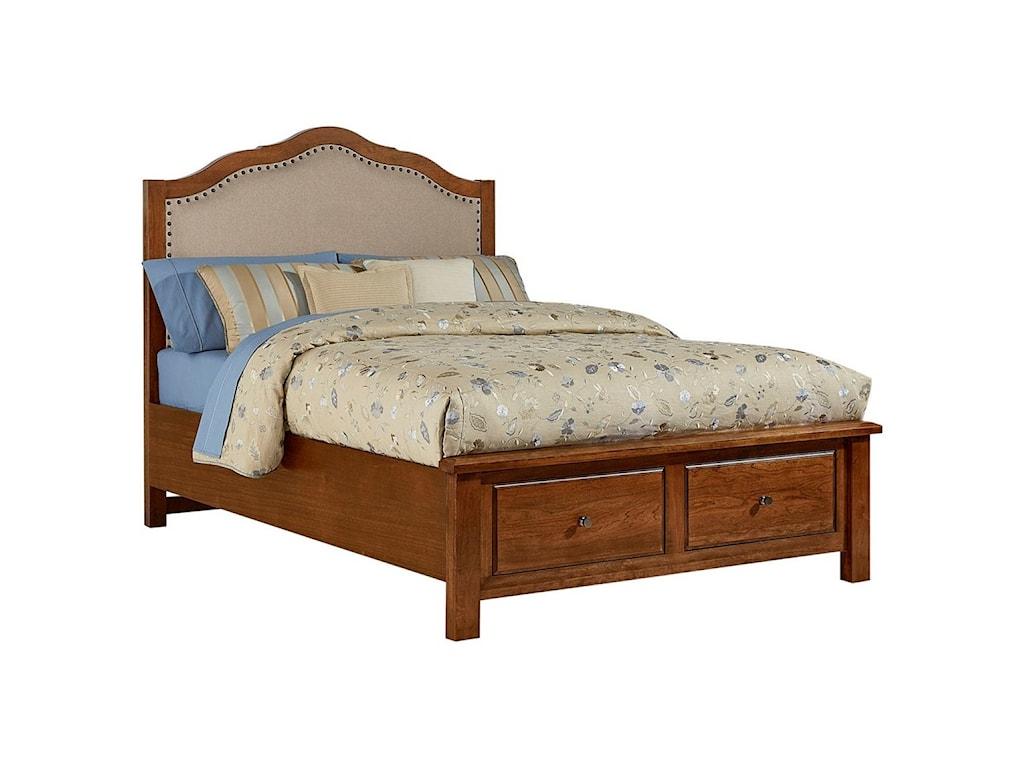 Artisan & Post Artisan ChoicesKing Upholstered Storage Bed