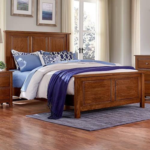 Artisan & Post Artisan Choices King Panel Bed