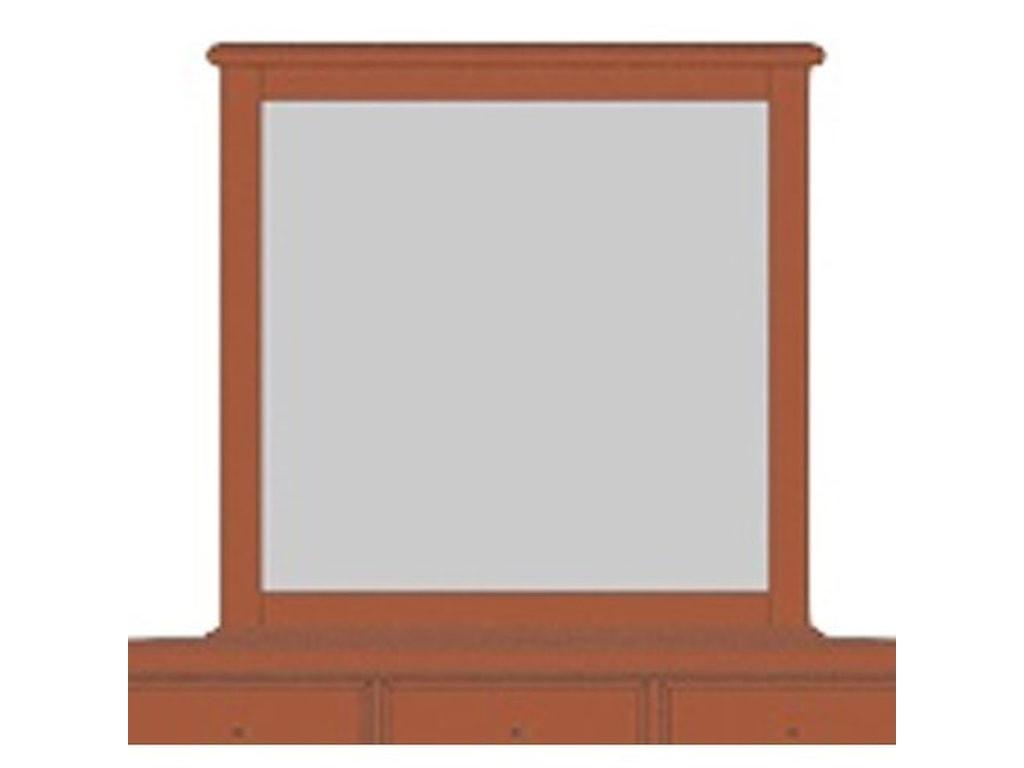 Artisan & Post Artisan ChoicesLoft Tall Landscape Mirror