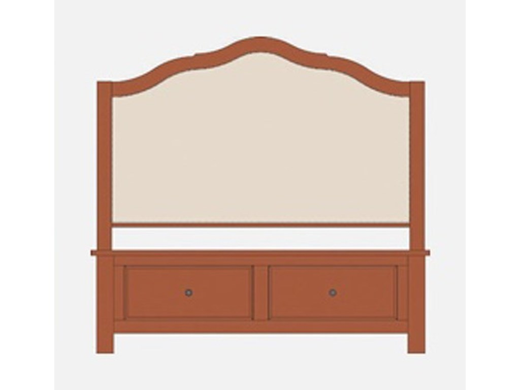 Artisan & Post Artisan ChoicesQueen Upholstered Storage Bed