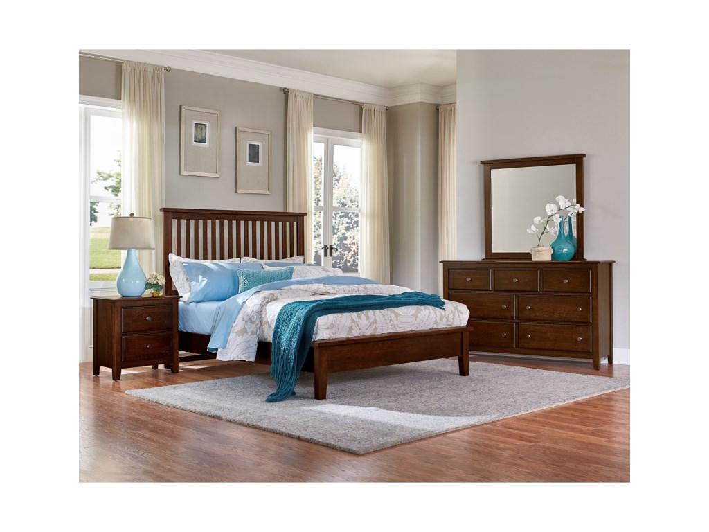 Artisan & Post Artisan Choices Queen Bedroom Group | Sheely's Furniture &  Appliance | Bedroom Groups