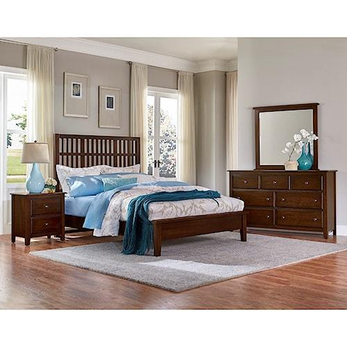 Artisan & Post Artisan Choices Queen Bedroom Group