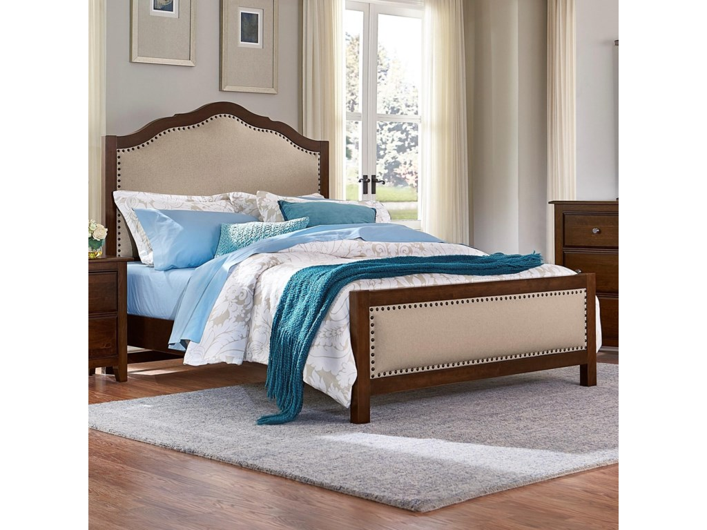 Artisan & Post Artisan ChoicesQueen Upholstered Bed
