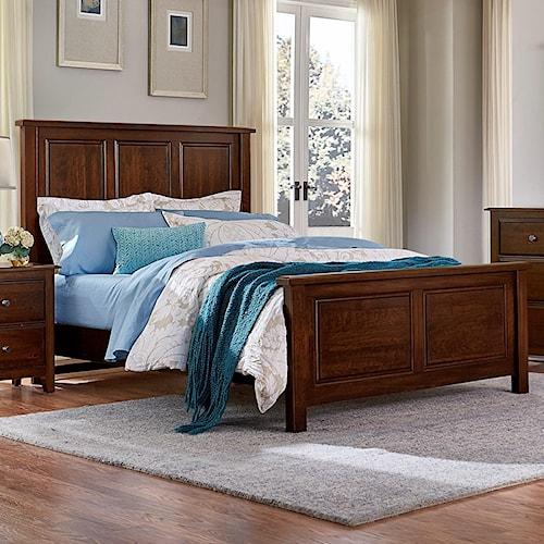 Artisan & Post Artisan Choices King Panel Bed