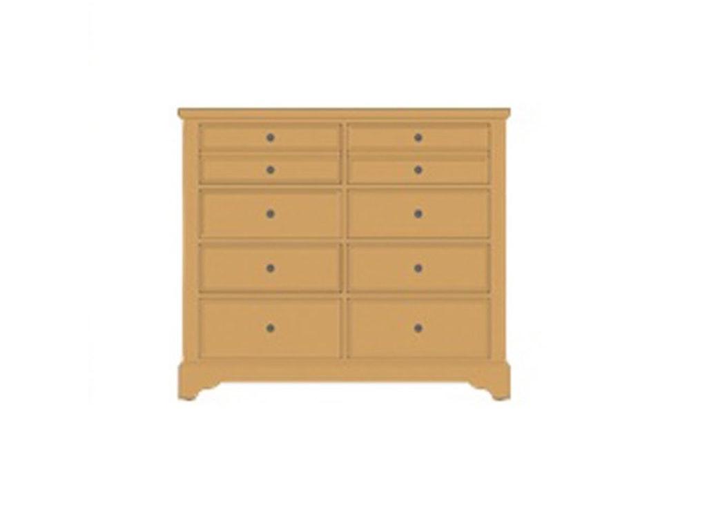 Artisan & Post Artisan ChoicesVilla Media Dresser - 8 Drawers