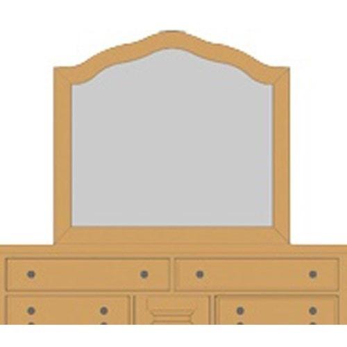 Artisan & Post Artisan Choices Villa Arched Mirror