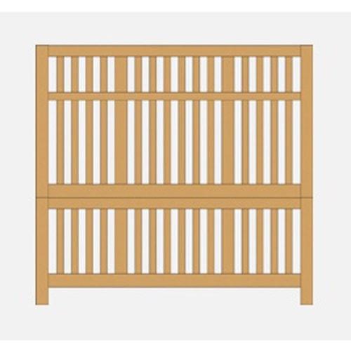 Artisan & Post Artisan Choices King Craftsman Slat Bed