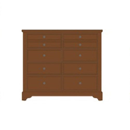 Artisan U0026 Post Artisan Choices Solid Wood Villa Media Dresser   8 Drawers