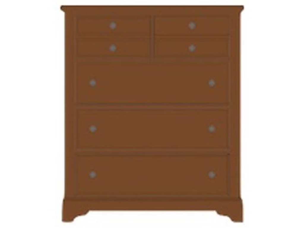 Artisan & Post Artisan ChoicesVilla Chest - 5 Drawers