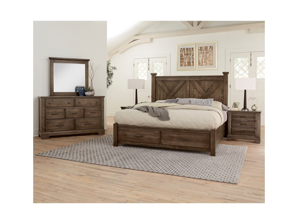 Artisan & Post WexlerQueen Bedroom Group