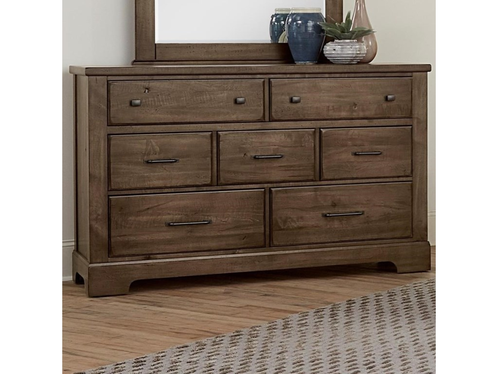 Artisan & Post Cool Rustic7 Drawer Dresser
