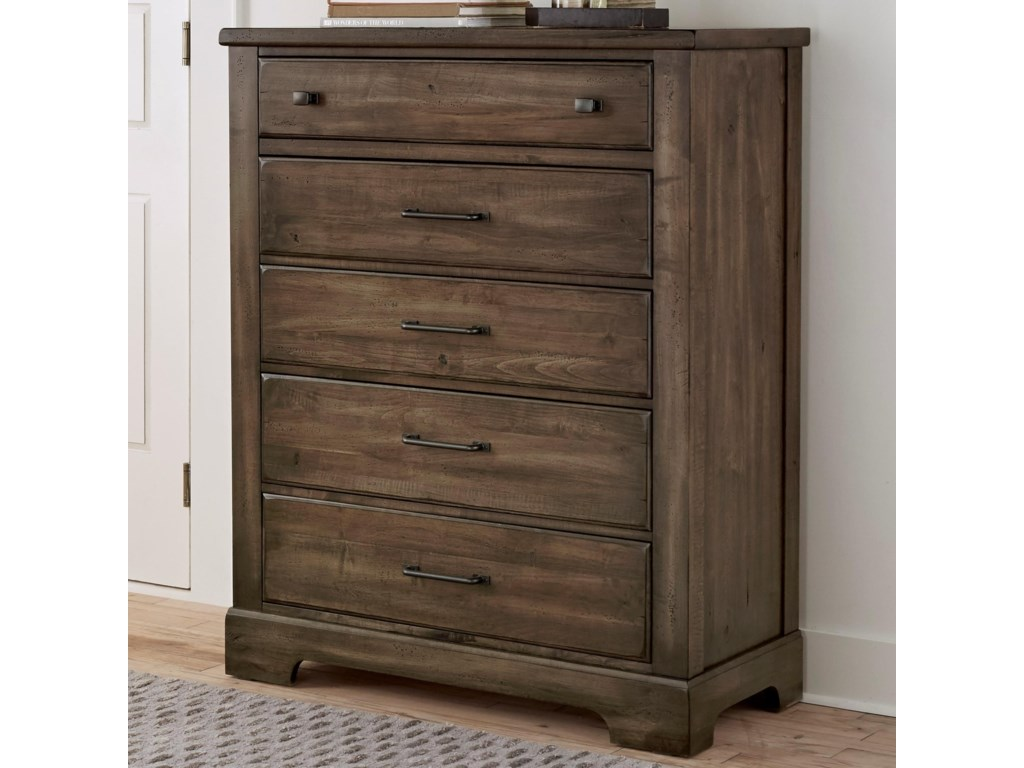 Artisan & Post Cool Rustic5 Drawer Chest