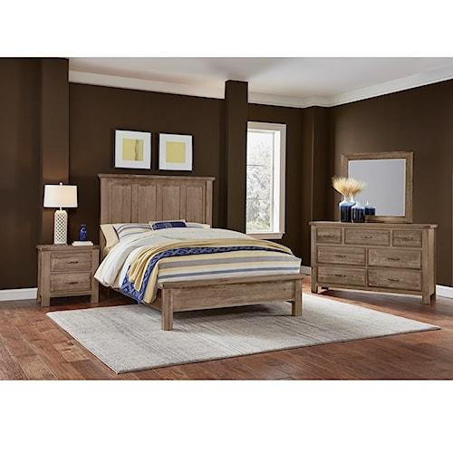 Artisan & Post Maple Road Queen Bedroom Group