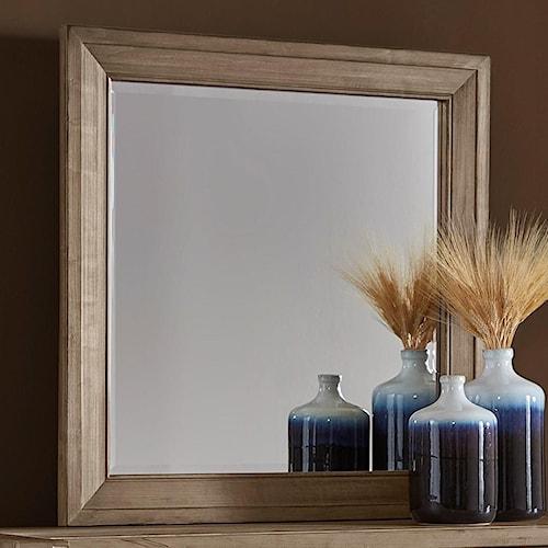 Artisan & Post Maple Road Landscape Mirror - Beveled glass