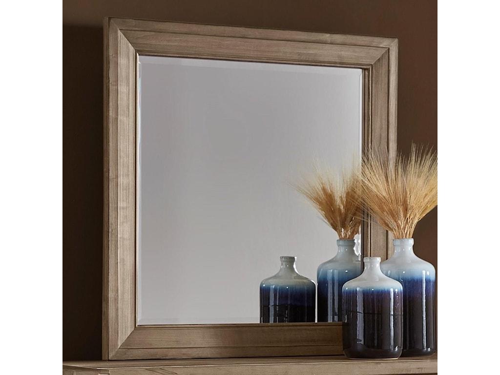 Artisan & Post Maple RoadLandscape Mirror - Beveled glass