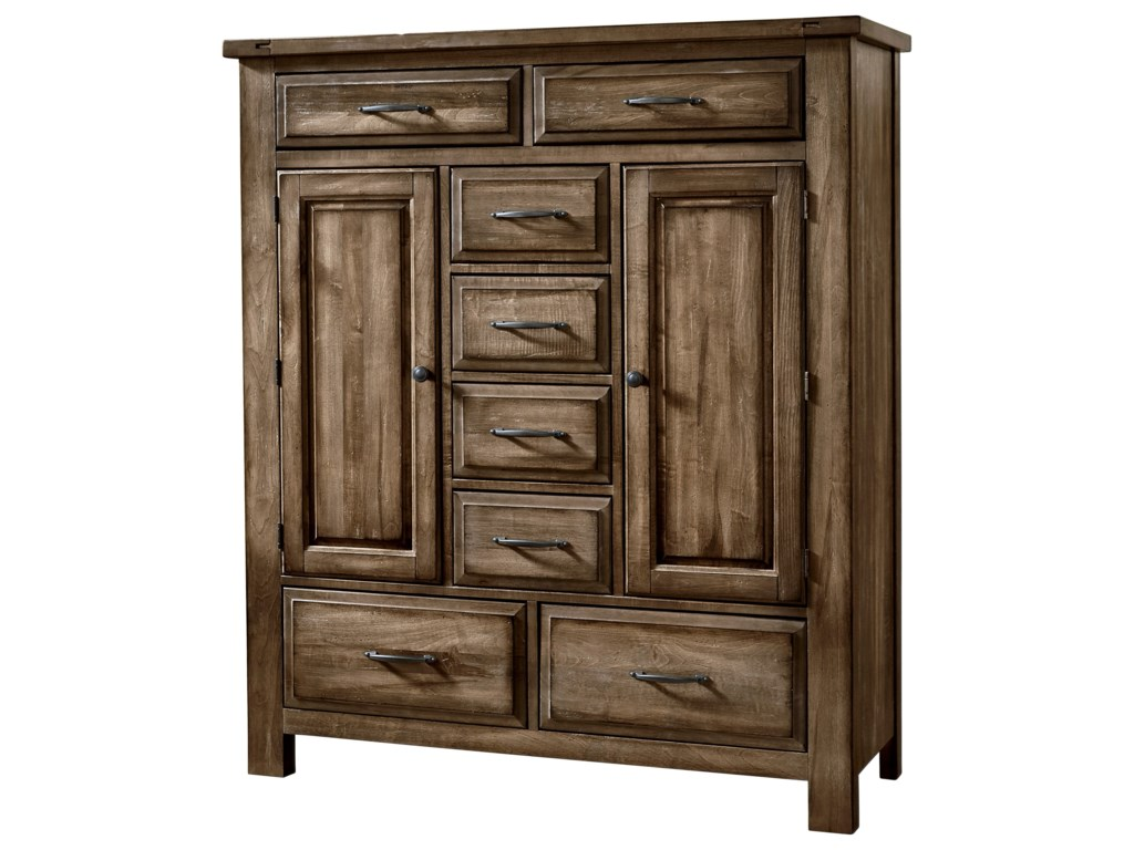 Artisan & Post Summit RoadSweater Chest - 8 Drawers 2 Doors