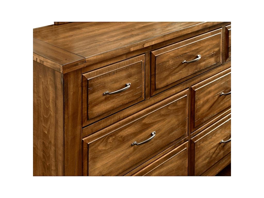 Artisan & Post Maple RoadTriple Dresser - 7 Drawers