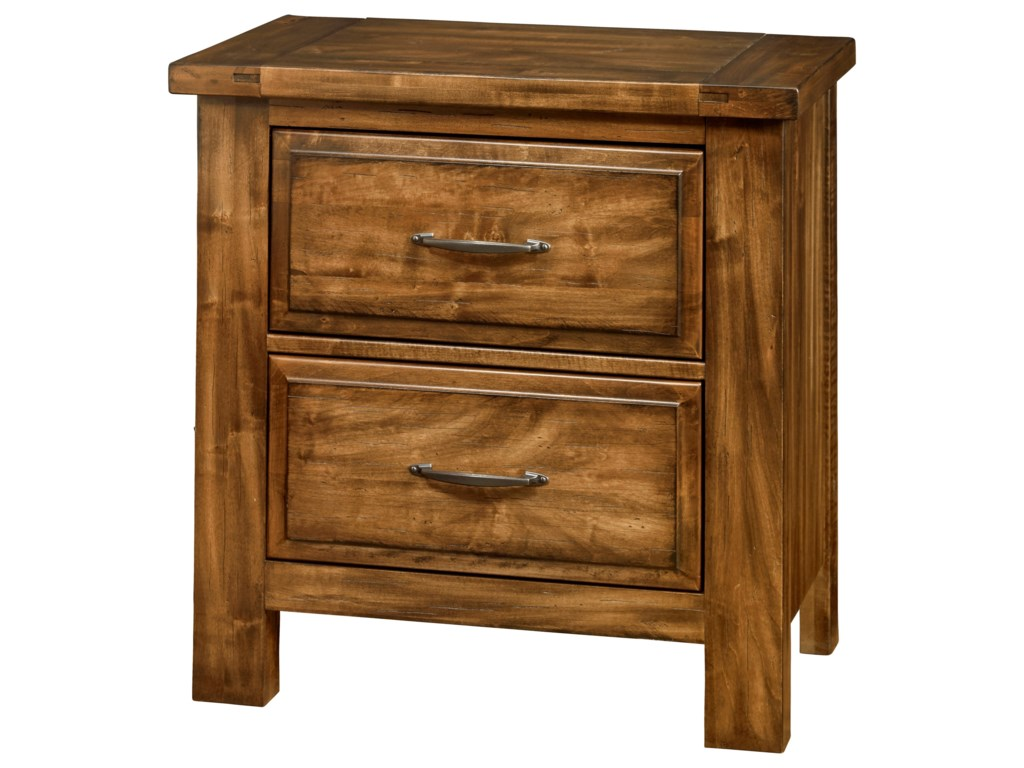Artisan & Post Maple RoadNight Stand - 2 Drawers