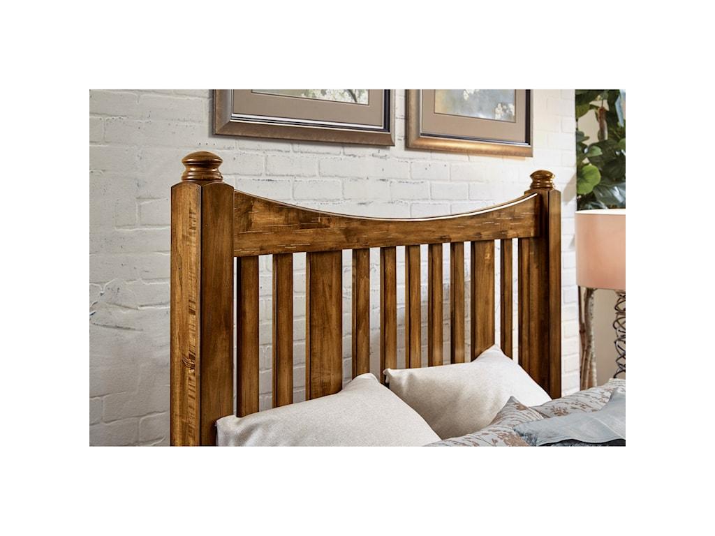 Artisan & Post Maple RoadQueen Slat Poster Bed