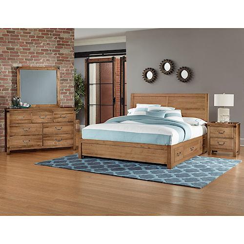 Artisan & Post Sedgwick Queen Bedroom Group