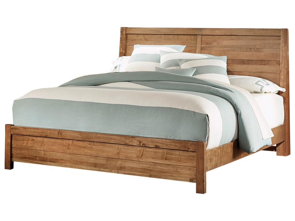 Artisan & Post Sedgwick Contemporary Queen Panel Bed Crafted from ...