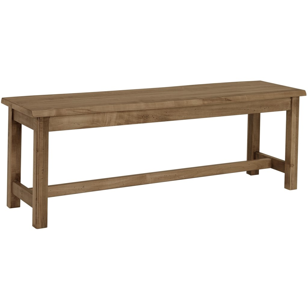 Artisan Post Simply Dining Maple 224 063 Casual Solid Wood 52