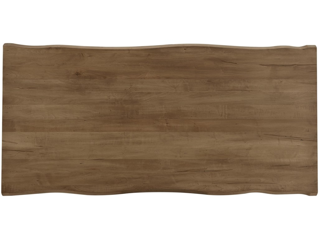 Artisan & Post Simply Dining-MapleLive Edge Dining Table