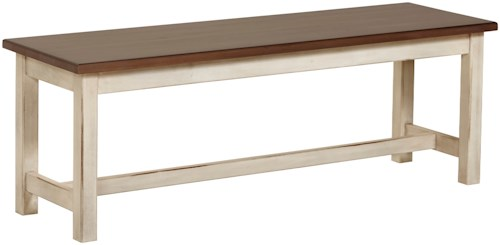 Artisan & Post Simply Dining Solid Wood Cherry 52