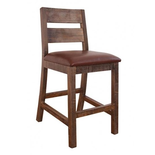 International Furniture Direct 900 Antique Casual 30