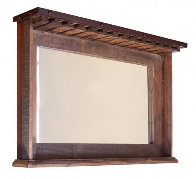 Bedroom Mirror Shelf