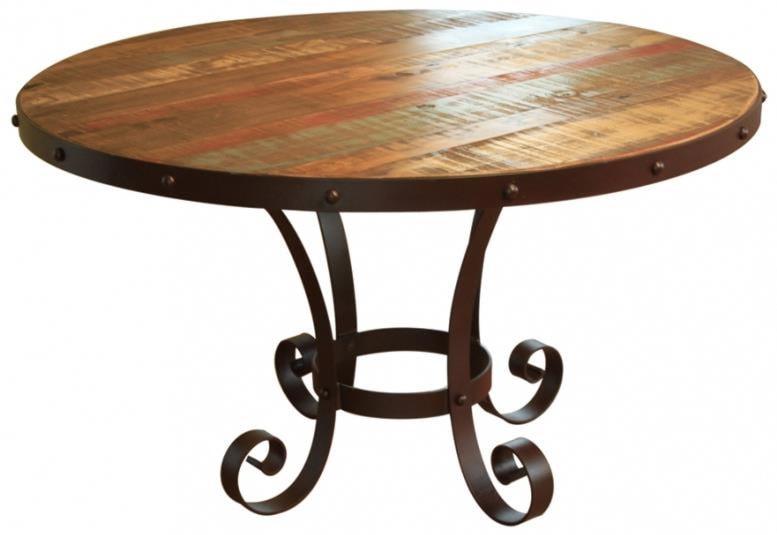 International Furniture Direct 900 Antique Rustic Multicolor 51