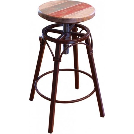 "24""-30"" Adjustable Counter Stool"