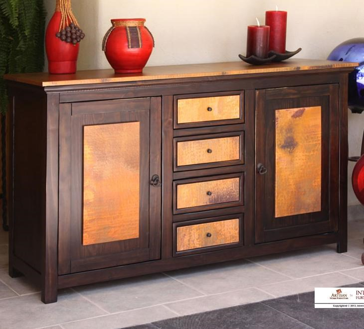 "International Furniture Direct 96059"" Console"