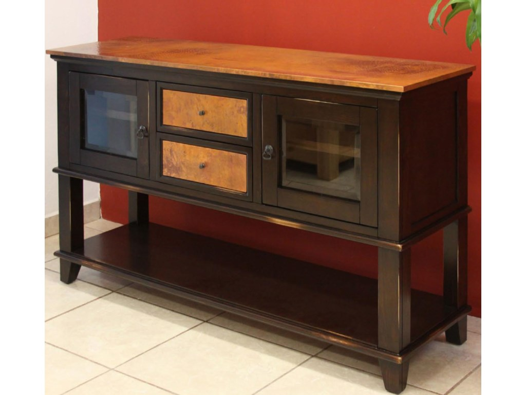 International Furniture Direct 960Copper Ridge Server