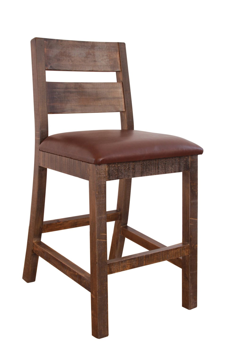 International Furniture Direct Bar Stools Counter Height Stool With