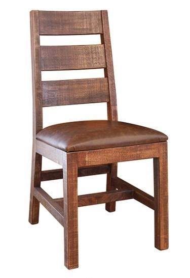 International Furniture Direct Monte CarloLadder Back Chair