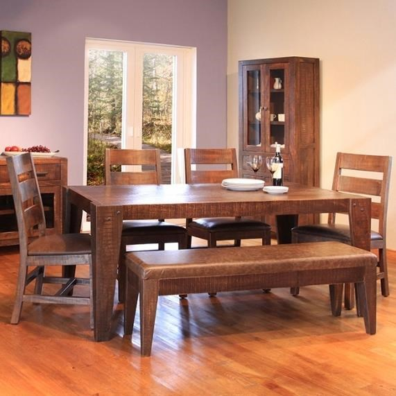 International Furniture Direct Monte CarloTable And Chair Set