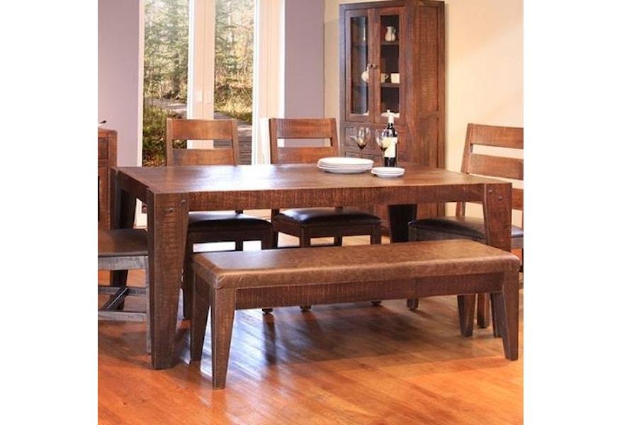 International Furniture Direct Monte Carlo Rectangular ...